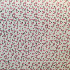Beautiful Pink Flamingo Large Sheet Of Birthday Wrapping Paper,Mothers Day Wrap