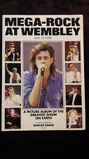 More details for mega rock at wembley july 13 1985 (live aid concert) a picture album