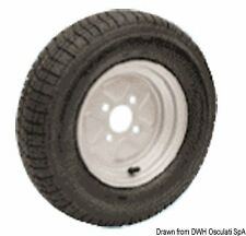 Ruote pneumatiche carrelli alta velocità 145/10 | Marca Osculati | 02.013.09