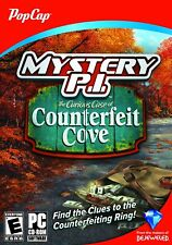 BRAND NEW PC GAME NEW MYSTERY P.I: THE CURIOUS CASE OF COUNTERFEIT COVE! SF-17