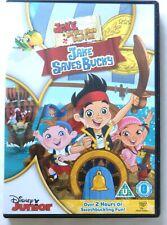 67610 DVD - Jake Never Land Pirates Jake Saves Bucky  2013  BUA0190801