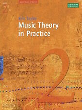 Music Theory in Practice Grade 2 - Taylor Eric Paperback 1 May 2008
