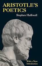 Excellent, Aristotle's Poetics, Halliwell, Stephen, Book