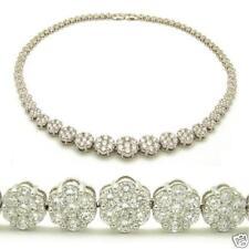 Unbranded Diamond White Gold 14k Fine Jewellery