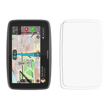 2 x Clear LCD Screen Protector Film Saver For TomTom GO 5200 - Glossy Cover