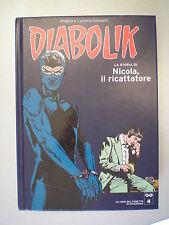 DIABOLIK La storia di Nicola il ricattatore, Eroi fumetto Panorama n. 4, 2005