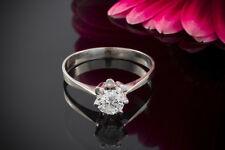 Schmuck Ein Solitär für den besonderen Moment 0,55ct Brillant 585 Weißgold Ring