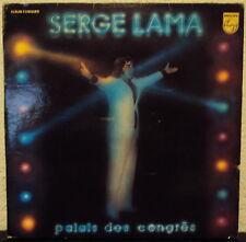 SERGE LAMA - Palais des congres
