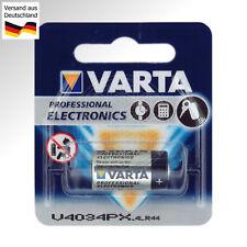 2x VARTA 6V Alkaline Batterien 4LR44 476A A544 L1325 F 4A76 28A V4034PX 6 Volt