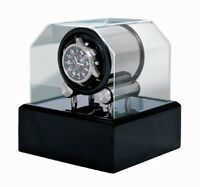 Orbita FUTURA 1 Single Automatic Watch Winder Black Lacquer W34002