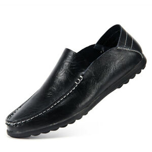 Men Fashion Moccasins Shoes Comfort Outdoor Slip On Leisure Party Rund Toe New B