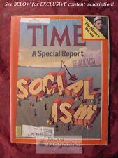 TIME March 13 1978 SOCIALISM COAL MINERS WARREN ZEVON +