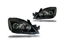 CCFL Angel Eye Halo Projector Headlight lamp Black 2004-2008 Mitsubishi Lancer