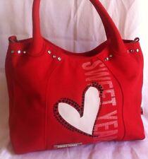 borsa donna Sweet Years rosso due maniglie braccio mano bauletto pochette