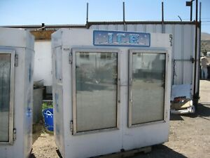 """28"""" x 47"""" Glass Ice Merchandiser/Freezer Door from Biloff Mfg."""