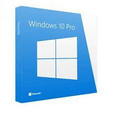 Windows 10 Pro Professional 32/64 Bit ESD Product KEY licenza License Full 2017