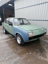 Vauxhall Chevette Saloon project