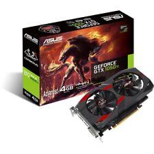 4GB Asus GeForce GTX 1050 Ti Cerberus Advanced Aktiv PCIe 3.0