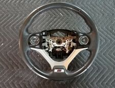 2012-15 Honda Civic Coupe Si Steering Wheel