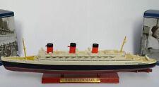 Queen Mary - Model Ship, Transatlantic Liner. Atlas Editions Scale 1:1250