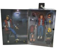 """🔥 Neca Back To The Future Ultimate Marty Mcfly 7"""" Action Figure - IN HAND 🤚🏼"""