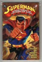 Superman: Adventures of the Man of Steel TPB (1998, DC) First Printing VF+