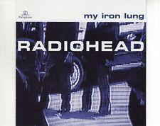 CD RADIOHEADmy iron lungEX+  (B2997)