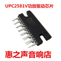 5pcs UPC2581V ZIP-15 Original Pulled Nec Integrated Circuit Transistor