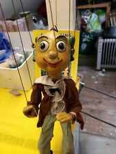 Pelham puppets  Mr Turnip hand made in England