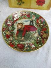 Christmas Delivery Victorian Christmas Memories Plate Collection John Grossman