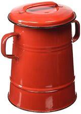 Cacerolas rojos para hornos