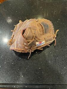 "Nokona AMG-100X 11"" Buckskin Baseball Softball Infielders Glove Right Hand Throw"
