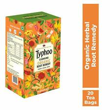 TYPHOO CLEANSING ORGANIC ROOT REMEDY TEA WITH TURMERIC GINSENG, CINNAMON, GINGER