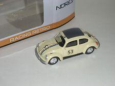 NOREV Retrò Volkswagen Maggiolino # 53 Beige 3-inch/1:64 310502