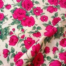 Liberty Quilting Fabric Flowers & Plants