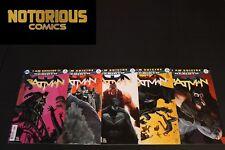 Batman 9 10 11 12 13 Complete Rebirth Comic Lot Run Set DC Collection Tom King