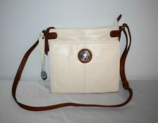 "Brighton ""Sadie"" White Crossbody Organizer"
