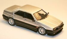 ALFA ROMEO  164 I SERIE SILVER SPECIAL GAMMA  BUILT UP 1/43