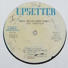 """Upsetter (Wailers) """"Soul Revolution Part 2 (Dub)"""" Rare Reggae LP Upsetter mp3"""