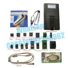 TNM5000 EPROM Programmer+15 socket+IC Clip for NAND/Flash/MCU/PLD/CPLD/FPGA/JTAG