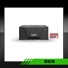 SUBWOOFER  - AXTON ATB216 Compact Bandpass-Subwoofer  DOPPIO 2 x 16 cm