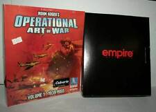 NORM KOGE'S OPERATIONAL ART OF WAR GIOCO USATO PC CDROM VERSIONE UK DM1 30121