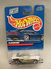Hot Wheels 2000-177 Flashfire White Noc 1:64 scale (10+) 25378