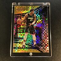 HASSAN WHITESIDE 2017 PANINI SELECT #245 GOLD PRIZM REFRACTOR PARALLEL CARD /10