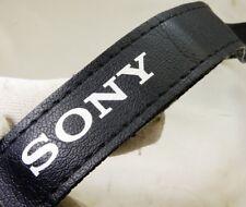Sony α camera Shoulder neck Strap 2cm wide (damaged ends) NEX ILCE 3 5 6 7