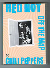 RED HOT CHILI PEPERS - OFF THE MAP - DVD COMME NEUF