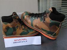 CALIROOTS X DIEMME ROCCIA VET camo, Hiking Boots VIBRAM sole, very limited, DS