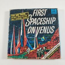 First Spaceship on Venus Ken Films 235 8mm & Box Yoko Tani Sci Fi Vintage