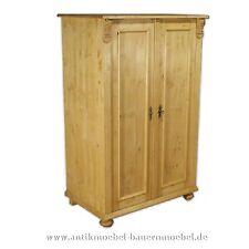 Kleiderschrank,Bauernschrank,Wäscheschrank,Massiv,Weichholz,Bauernmöbel-/stil