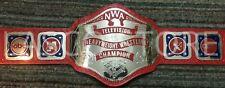 NWA TELEVISION TV HAVEYWEIGHT CHAMPIONSHIP TITLE BELT